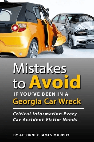 Mistakes To Aviod If You've Been In A Georgia Car Wreck - Free Legal Guide