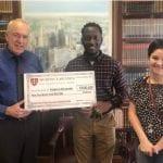 Folarin Akinyode 2020 Scholarship Award Winner
