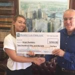 Angel Robbins 2018 Scholarship Award Winner